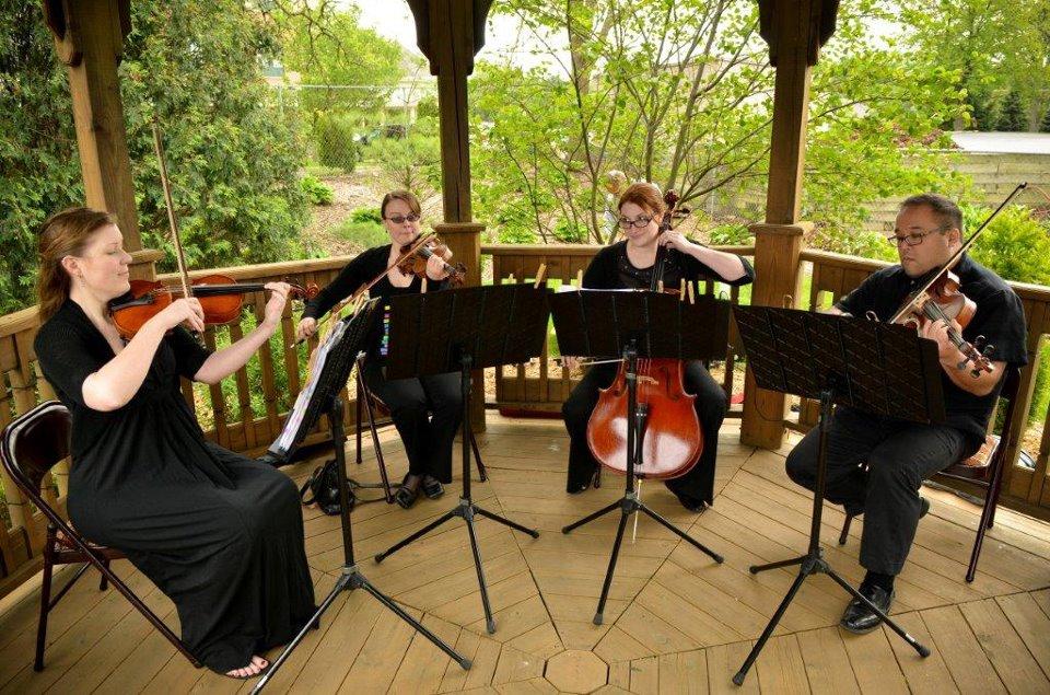 Horizons Strings 2012