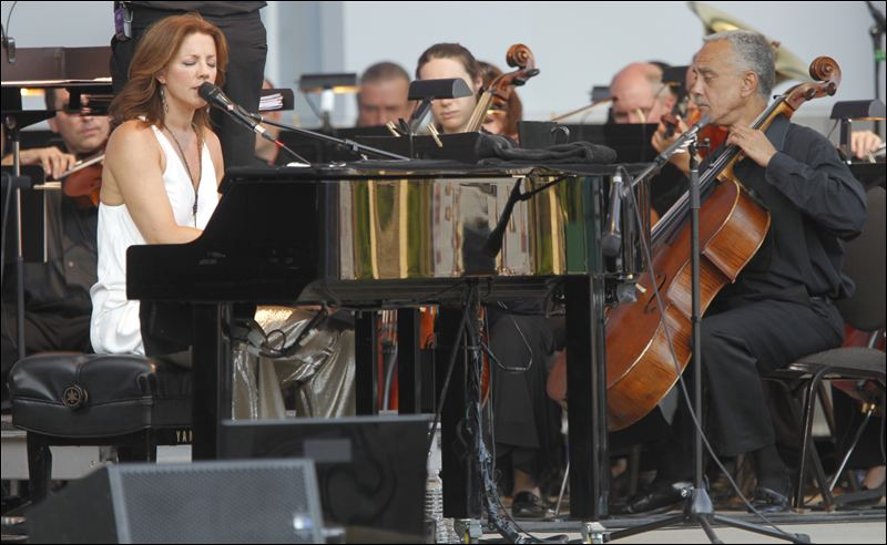 In Performance with Sarah McLachlan